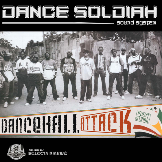 DANCEHALL ATTACK VOL 1