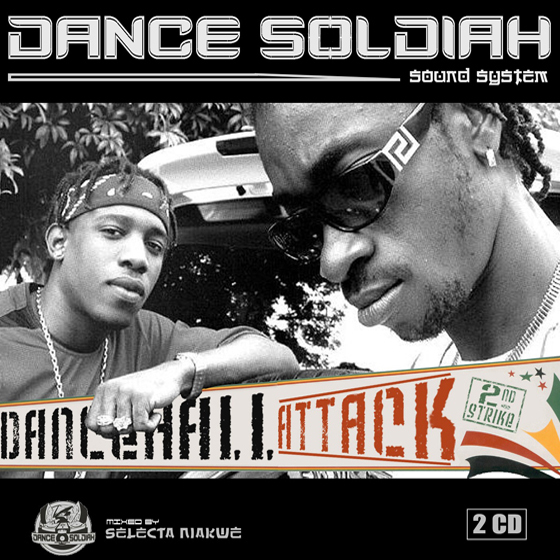 DANCEHALL ATTACK VOL 2 CD3